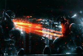 battlefield, 3D, стрелялки