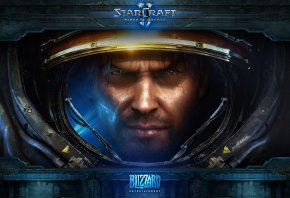 starcraft 2, старкрафт 2, пехотинец, солдат