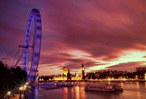 столица, Великобритания, англия, лондон