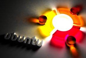 фон, компьютер, Ubuntu, Linux, операционная система
