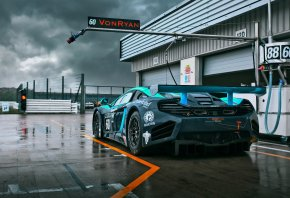 ���� ����, gt3, mp4-12c, Mclaren, von ryan racing, ������ ����