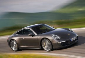 ���� Porsche, 911, Carrera 4S, Coupe