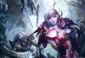 Aion, game, ����, pc games, ������������ ����, ����� ����