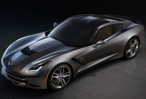 ���� Chevrolet, Corvette, Stingray, C7, �������, ������