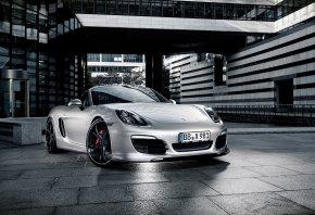 Обои Porsche, Boxster, Порше, спорткар