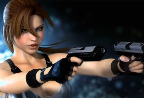 Tomb Raider, Lara Croft, �������, ������, �����, ������