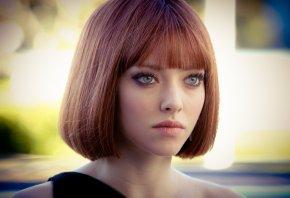 amanda seyfried, время, красивая, рыжая, актриса