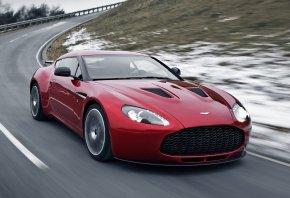 ����� ������, zagato, v12, ������, Aston martin, �12