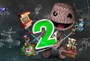 ������������ ����, Little Big Planet, lbp2, sackboy, game, pc games, ����, ����� ����