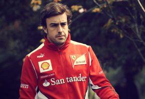 Обои фернандо алонсо, Fernando alonso, ferrari, формула 1, formula 1, пилот