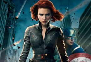 ���� ��������, Black widow, ������ �����, �������, the avengers