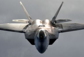 F-22 Raptor, самолёт, оружие