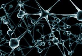 Обои 3D, связи, бактерии, вирус