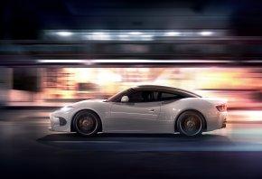 Spyker, B6, Venator, Concept, скорость, дорога
