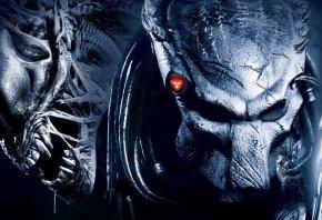 Чужой, хищник, Aliens, Predator