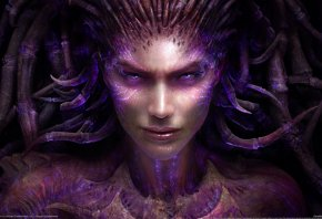 ���� Sarah Louise Kerrigan, �������� �������, StarCraft, Heart of the Swarm