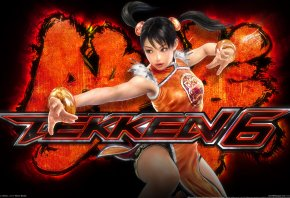 Tekken, игра, девушка, Tournament, Ling Xiaoyu