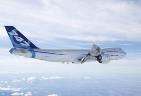 Boeing, 747-8, ��������, ����, ����, �����