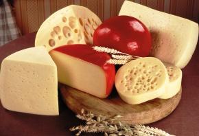 Сыр, сорта, доска, дырки
