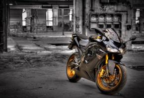 kawasaki zx6-r, мотоцикл, байк, тюнинг