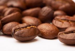 Обои coffee, beans, кофе, зёрна, коричневые