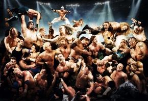 RAW, бойцы, драка, мужики, беспредел, поединок