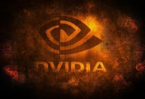 Обои Nvidia, логотип, GeForse, logo