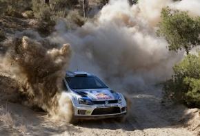 rally, ралли, песок, камни, polo, 2013