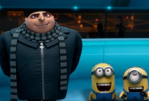 Despicable Me 2, ������ � 2, Gru, �������, Minions