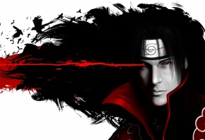 Naruto, Наруто, глаз