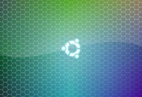 gnome, ubuntu, linux, логотип, фон
