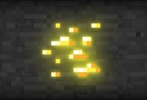 Золото, Яркие, камень