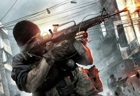 Call of Duty, Black ops 2, оружие, M12
