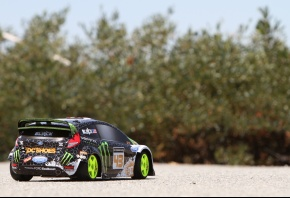 ���� Ford, Fiesta, Car, Ken Block, Drift, ������, ��� ����, �����, �����
