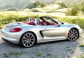 Обои Boxster, 2012, car, Porsche, порше