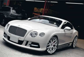 Обои Bentley, Авто, Машины, Тюнинг, Гараж