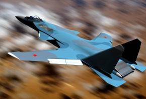 су-47, Беркут, Истребитель, крыло обратной стреловидности