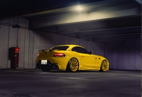 ���� bmw, z4, �����, ������, �����, Vossen Precision Series, ��������, ����, ������, �����