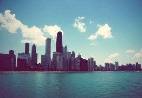 Обои Chicago, чикаго, америка, небоскребы, высотки, мичиган, иллинойс