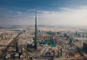 Дубаи, Burj Dubai, Дубайская башня