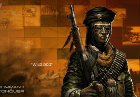 Обои стратегия, Command, Conquer, 2013, ГЛА, Generals