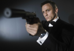 Обои 007, агент, daniel craig, James bond