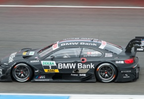 BMW M3 DTM, BRUNO SPENGLER, гонка