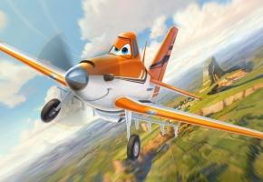 Обои самолеты, Planes, тачки, кукурузник, полет, скорость