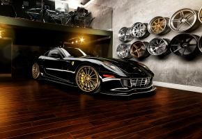 ���� ferrari 599 GTB, �������, ��������, �����