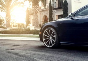 ���� Car, Wallpapers, Audi, A7, Tuning, Vossen, Wheels, Sun, Beautiful, ����������, ����, ����, �7, �������, ������, ������, ������, �������