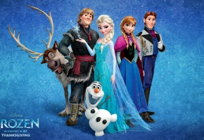 ���� Frozen, Walt Disney, Animation Studios, �������� ������, 2013