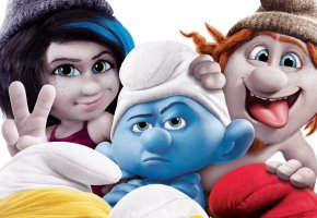 ���� The Smurfs 2, Paris, �������� 2, �����, �������, �����, �����