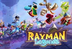 Обои rayman legends, arcade, 2013