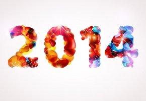 Обои christmas, 2014, New Year, Smoking, новый год